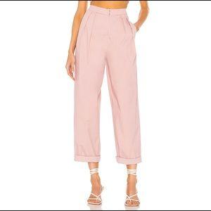 Revolve LPA Brenda Pant in Blush Size Medium